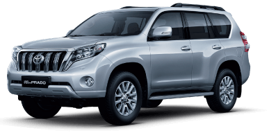 New Land Cruiser prado